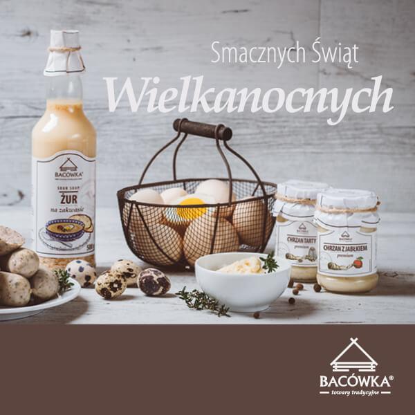 bacowka wielkanoc