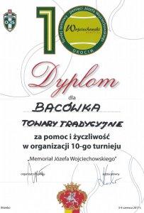 dyplom turniej Memoriał J.Wojciechowskiego 2017 - jpg